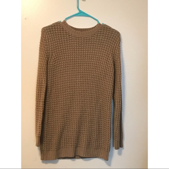 Forever 21 Sweaters - Tan knit sweater
